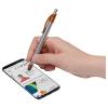 View Extra Image 3 of 3 of Simplistic Stylus Pen - Silver - Metallic