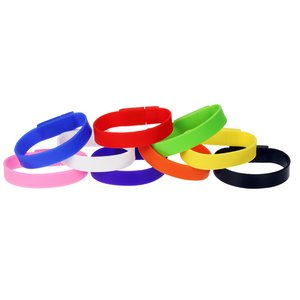 Union Bracelet USB Drive - 4GB