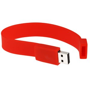 Union Bracelet USB Drive - 4GB Image 2 of 4