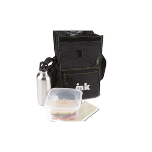 Recycled Essential Lunch Kit - Closeout Image 1 of 3