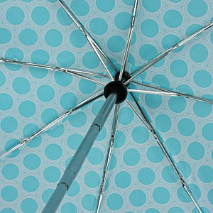 totes Auto Open/Close Umbrella - French Circle Image 1 of 2