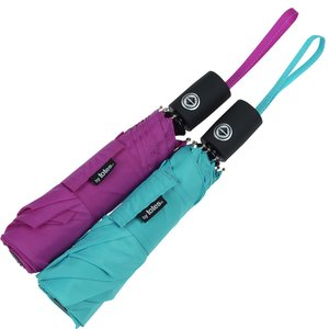 totes Auto Open/Close Umbrella - Solid - 43
