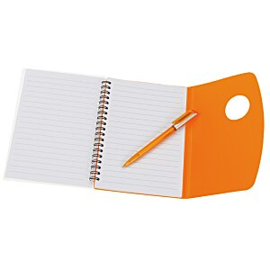 Sun Spiral Notebook Image 1 of 2
