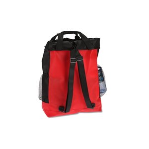 Polypropylene Eclipse Backpack Tote Image 1 of 1