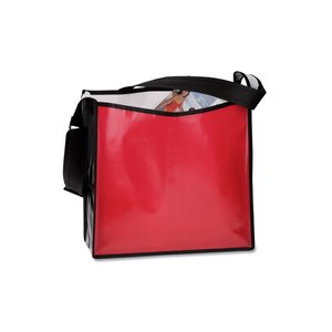 Laminated Box Deluxe Convention Tote - Closeout Image 1 of 1