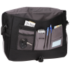 View Extra Image 5 of 6 of Verve Checkpoint-Friendly Laptop Messenger Bag - Embroidered