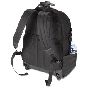 Kenwood Wheeled Laptop Backpack - Screen