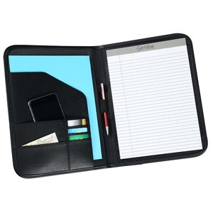 Contemporary Leather Writing Pad Image 1 of 2