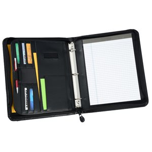 Wall Street Ring Binder Portfolio Image 1 of 1