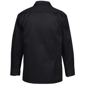 Dickies 5.2 oz. Long Sleeve Work Shirt Image 2 of 3