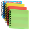 View Extra Image 1 of 4 of Sticky Memo Pad with Flags - 24 hr