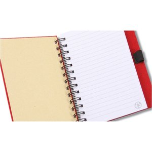 Flax Cover Notebook