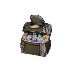 Camo Macho Lunch Cooler Image 1 of 2