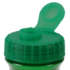 View Image 3 of 3 of Flip Top Translucent Bottle - 20 oz. - 24 hr