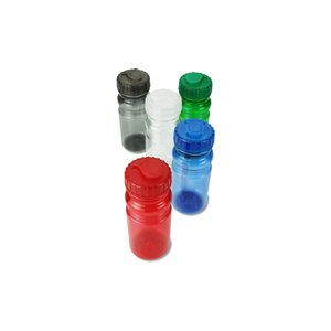 Flip Top Translucent Bottle - 20 oz. Image 2 of 2