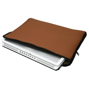 Contrast Laptop Sleeve - 10-7/8