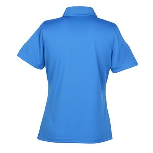Vansport Omega Solid Mesh Tech Polo - Ladies' - Embroidered Image 1 of 1