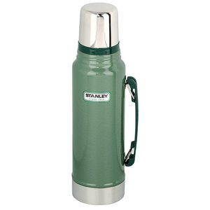 Stanley Classic Vacuum Bottle with Handle - 35 oz. Image 1 of 2