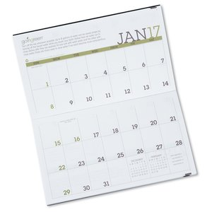 Goingreen Monthly Pocket Planner