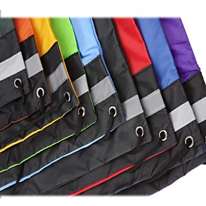 "Be Seen Reflective Stripe Sportpack - 20"" x 16"""