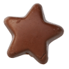 View Extra Image 2 of 2 of Chocolate Star - 24 hr