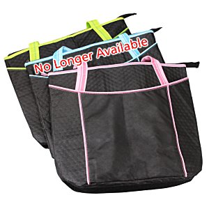 Insulated Non-Woven Cooler Tote Image 1 of 2