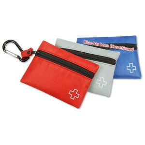 Mini Mate Clip-On First Aid Kit Image 1 of 2