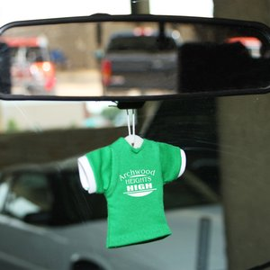 T-Shirt Air Freshener Image 1 of 1