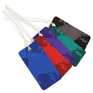 Destination Luggage Tag - Globe