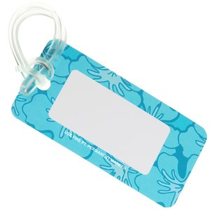 Destination Luggage Tag - Tropical Image 1 of 2
