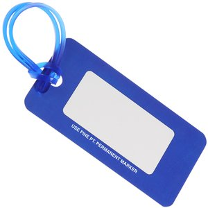 Destination Luggage Tag - Ski Image 1 of 2