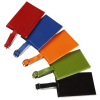 View Image 2 of 5 of Colorplay Double Leather Luggage Tag