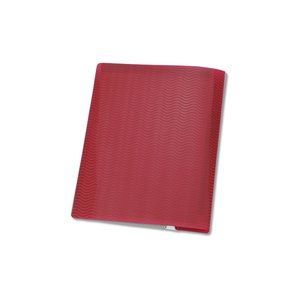 Wave Edge Polypropylene Junior Folder Image 1 of 2