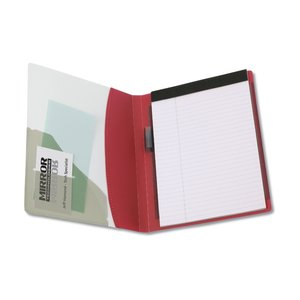 Wave Edge Polypropylene Junior Folder Image 2 of 2