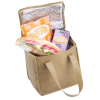 Square Non-Woven Lunch Bag - 24 hr Image 4 of 4