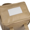 View Image 5 of 5 of Square Non-Woven Lunch Bag - 24 hr