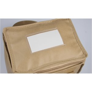 Square Non-Woven Lunch Bag - 24 hr Image 2 of 4