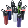 g-Storm Stainless Sport Bottle - 24 oz. Image 3 of 3