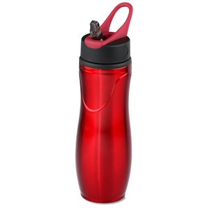 Saratoga Stainless Sport Bottle - 28 oz. Image 2 of 2