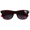 View Extra Image 1 of 4 of Risky Business Sunglasses - Two Tone