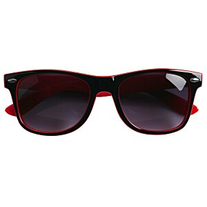 Risky Business Sunglasses - Two Tone Image 1 of 4