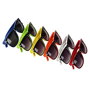 Risky Business Sunglasses - Two Tone