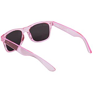 Risky Business Sunglasses - Translucent Image 1 of 2