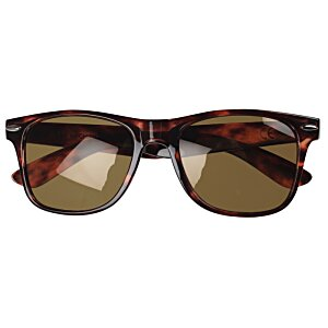 Risky Business Sunglasses - Tortoise