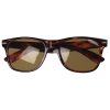 Risky Business Sunglasses - Tortoise - 24 hr Image 1 of 2