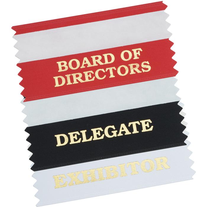 Stock Badge Ribbon 2