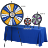 View Extra Image 2 of 2 of Mini Tabletop Prize Wheel