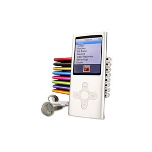 Super Slim MP4 Player - 4GB Image 2 of 2