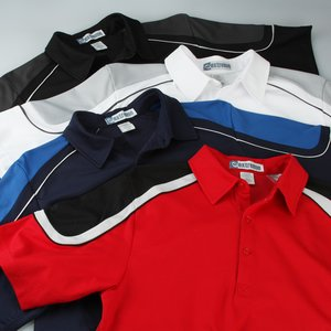EDRY Colorblock Polo - Men's Image 1 of 1