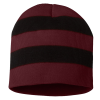 View Extra Image 1 of 4 of Rugby Knit Beanie